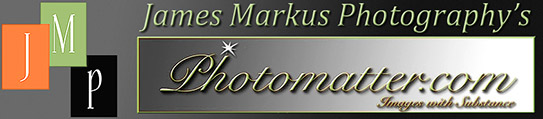 James Markus Photography's Photomatter.com